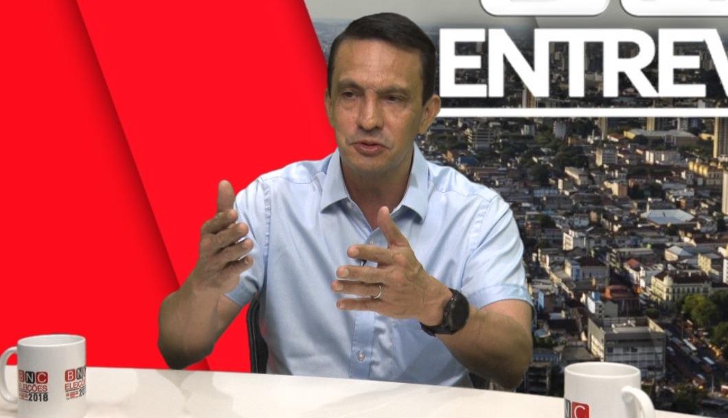 Entrevista de Guedes revela falácias com Amazonas, diz Sidney Leite
