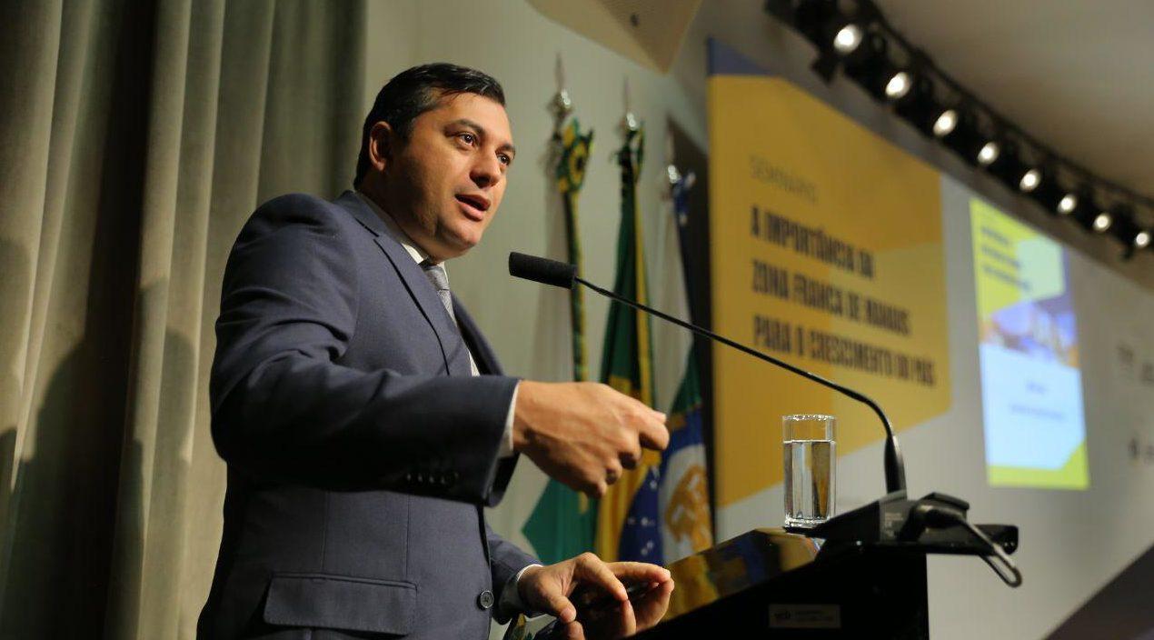 """""""ZFM não é peso para o Brasil"""", diz Wilson ao citar retorno da isenção"""