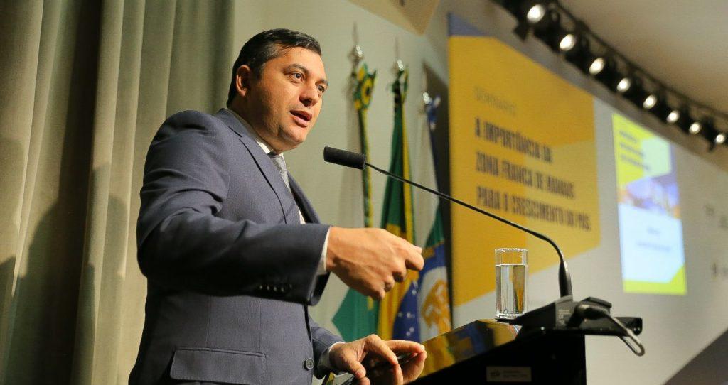 Wilson Lima governador