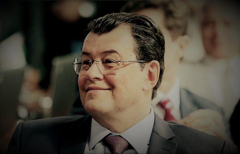Eduardo Braga fez a viagem mais cara do Senado ao exterior