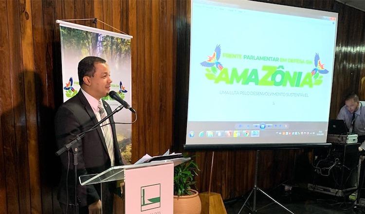 Frente quer regularizar atividades que hoje são ilegais na Amazônia
