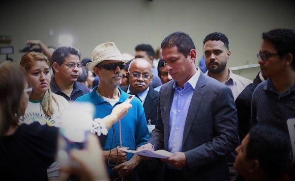 Ramos representa PR no STF contra decreto do ICMS da energia no AM