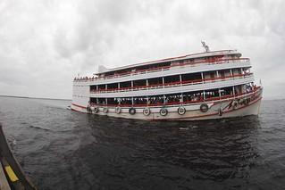 Antaq pede liberação dos portos e da navegação fluvial no país