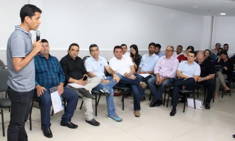 Júnior Leite reestrutura AAM para  melhorar serviços no interior