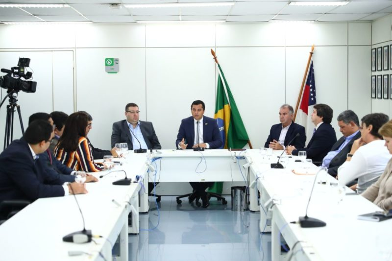 Em meio às ameaças de Bolsonaro, Wilson cria comitê pró-ZFM
