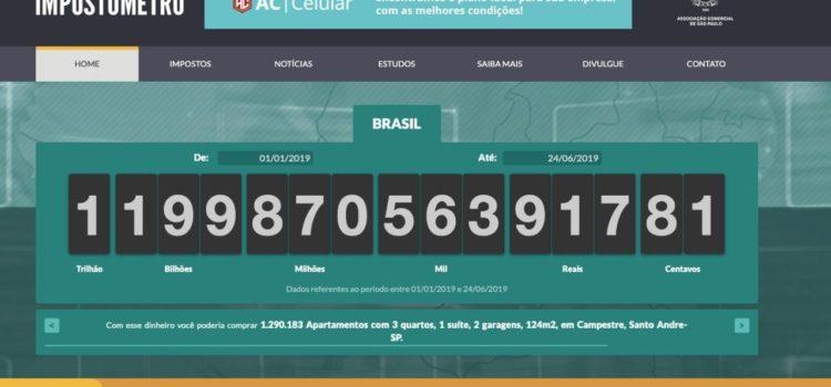 Arrecadação federal de maio é a melhor desde a reeleição de Dilma