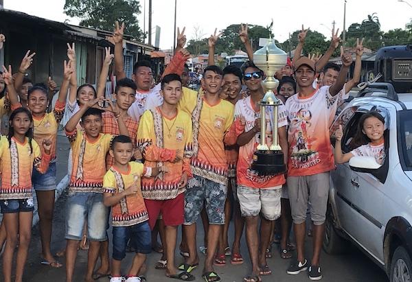 Parintins já tem um campeão do festival 2019