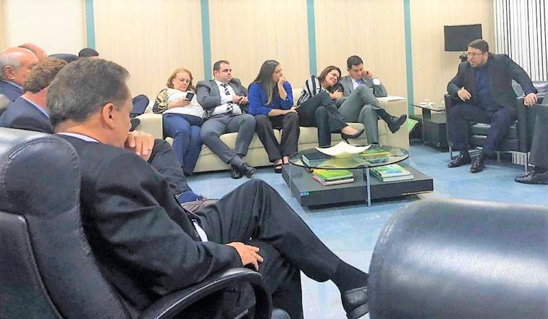 Governo espera aprovação da ALE ao pacote de controle de gastos