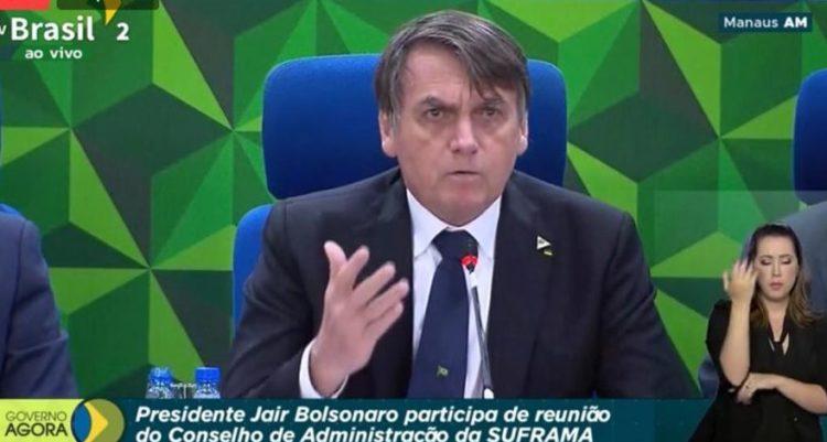 Bolsonaro dá certeza da recuperação da BR-319 em seu governo