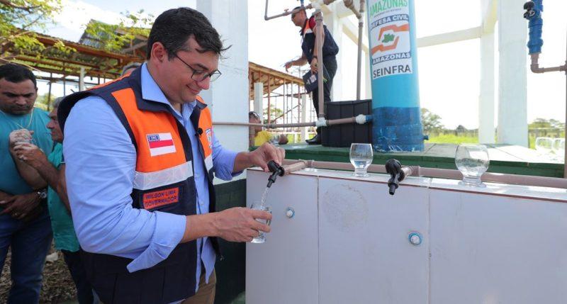 Governo anuncia R$ 40 milhões do FTI para a saúde no interior