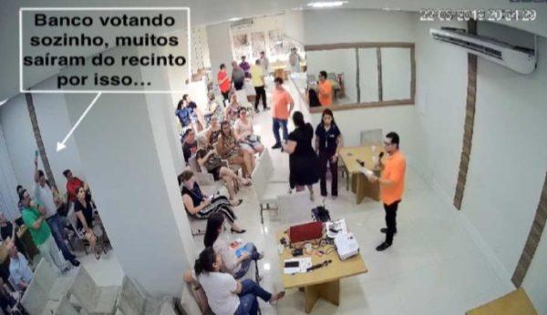 Banco impõe síndico contra moradores, que esperam pela Justiça