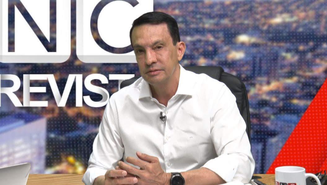 """""""Posso ser o nome do PSD em 2020"""", diz Sidney Leite"""