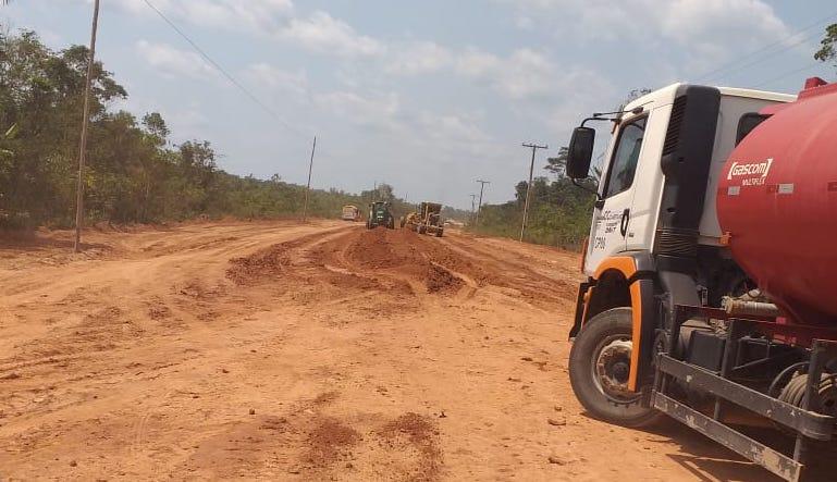 Governo lança edital para projeto do trecho do meio da BR-319
