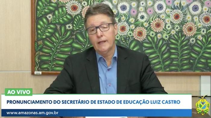 O que motivou Luiz Castro a pedir pra sair da Seduc?