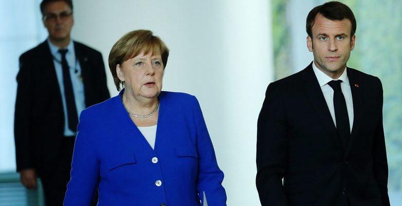 Premiê alemã adverte líder francês a favor do Brasil e da Amazônia