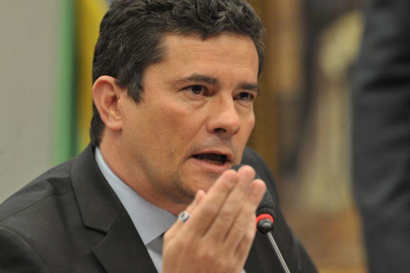 Moro critica marcha liderada por ativista bolsonarista contra STF