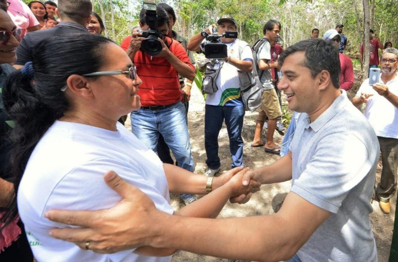 Wilson Lima intensifica agenda externa