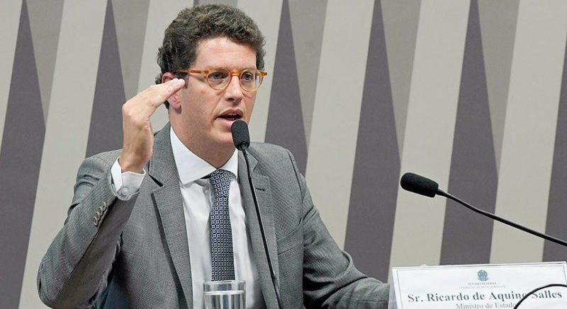 Ricardo Salles vai ao Senado explicar gestão do Fundo Amazônia