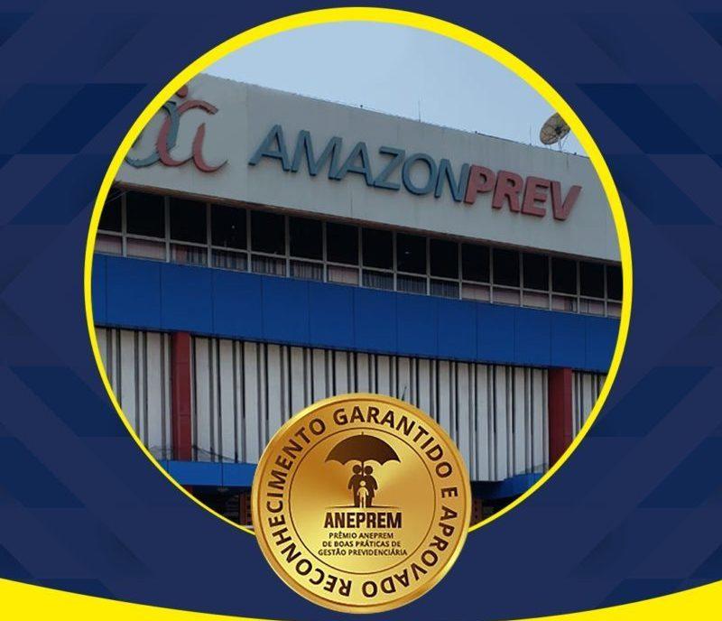 Amazonprev conquista mais um prêmio nacional de gestão