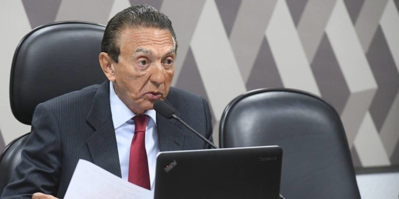 Lava Jato prende ex-ministro Lobão e filho por propina da Odebrecht