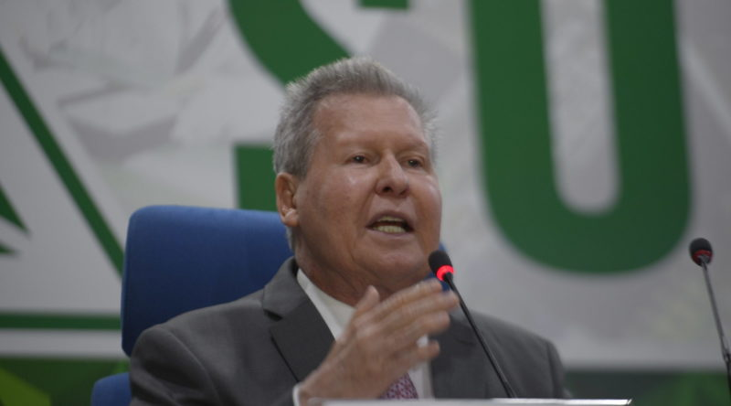 Esvaziamento da ZFM criaria exército para o tráfico de drogas, diz Arthur