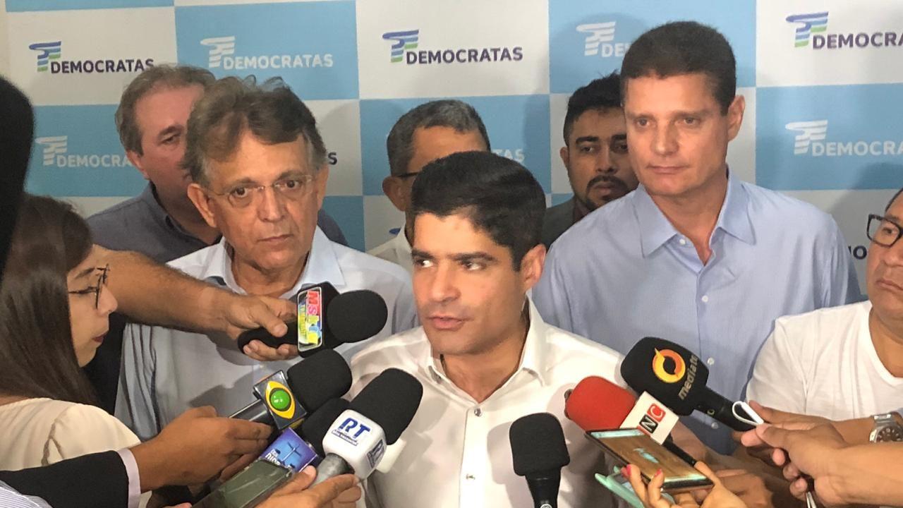 'Rotta será um grande prefeito', afirma ACM Neto