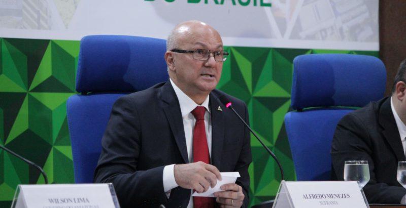 Coronel Menezes, ex-Suframa, lança pré-candidatura a prefeito pelo Patriota