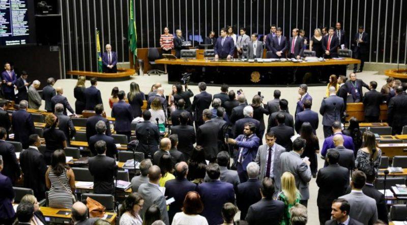 Maioria dos parlamentares deve aprovar prisão em segunda instância