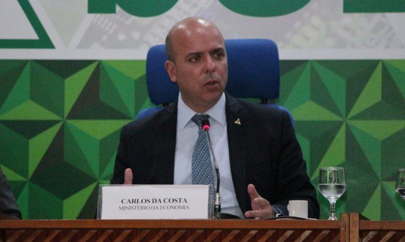 Governo anuncia em Davos transformação do CBA em centro de negócios