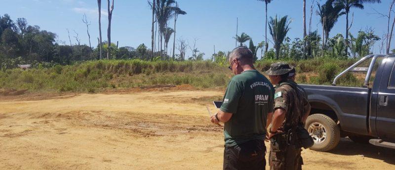 Amazonas reduz queimadas e cai para 7º no ranking da Amazônia