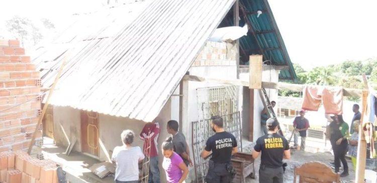 PF prende empresário suspeito de explorar venezuelanos em Roraima