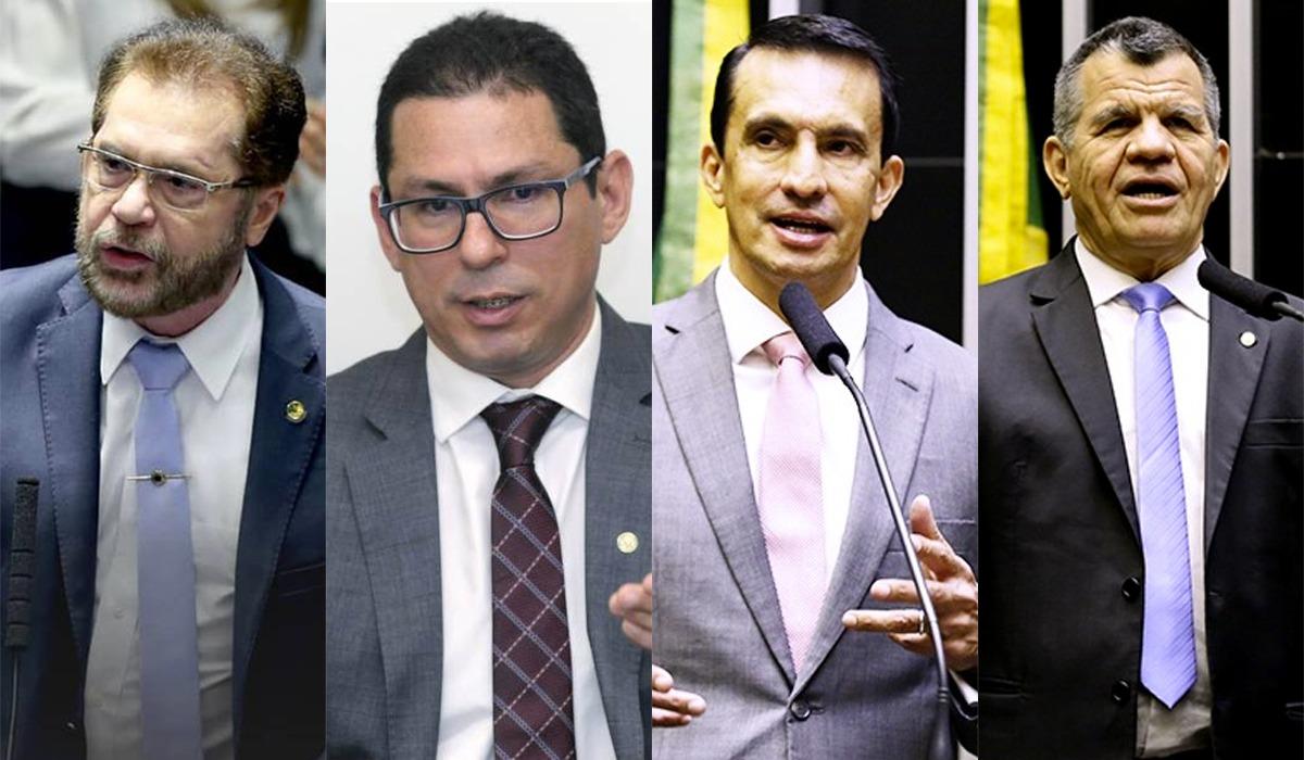Senador e deputados tentam embarque para Brasília há quase 24 horas