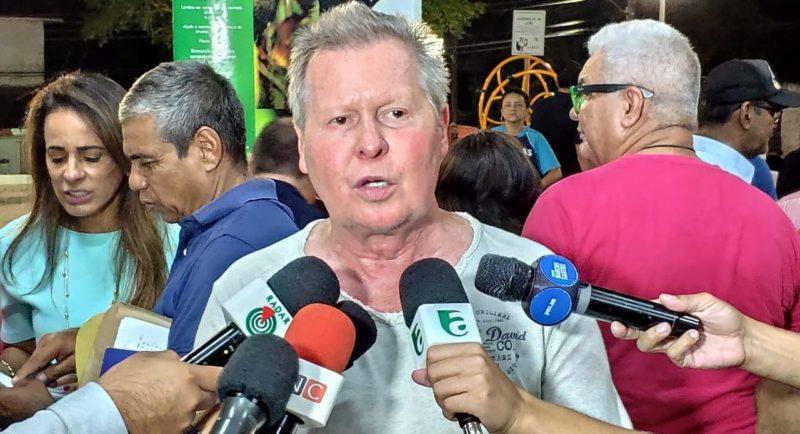 """""""A ficha caiu"""", diz Arthur sobre importância da Amazônia"""