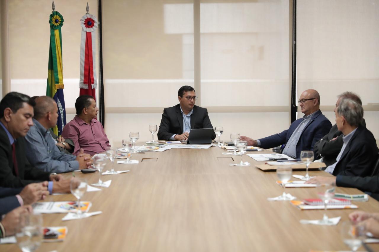 Governo determina a implantação do Distrito Agroindustrial em Rio Preto