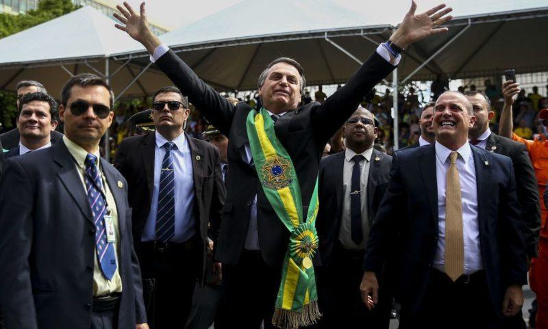 PSL compara facada em Bolsonaro com atentado de 11 de setembro