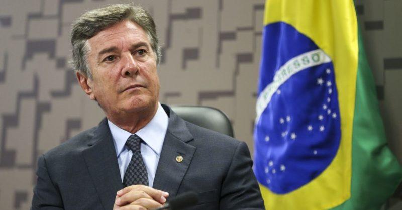 Collor é alvo da Polícia Federal em propina envolvendo agentes do Ibama