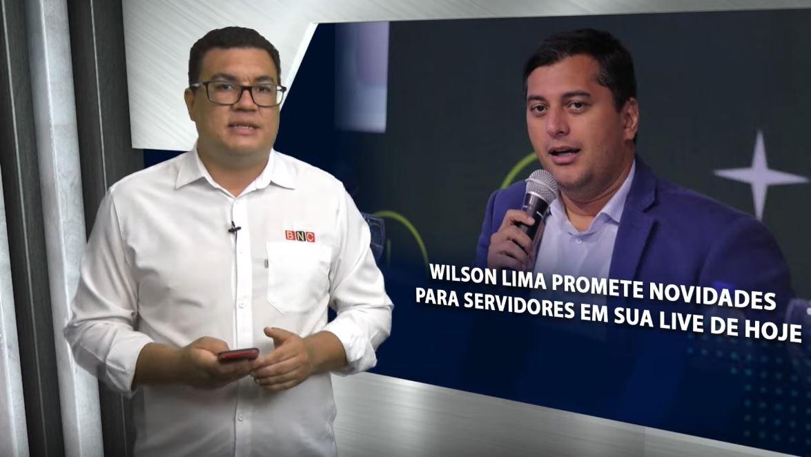 Wilson promete novidades para servidores