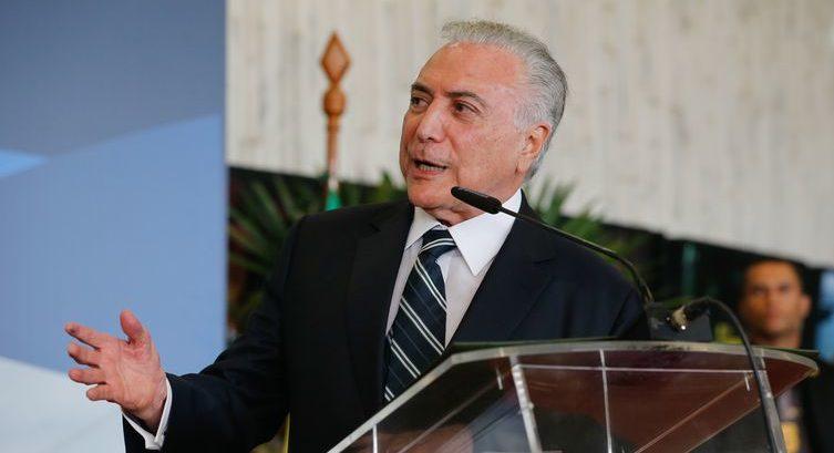Temer elogia Bolsonaro e STF e critica radicalização de Lula