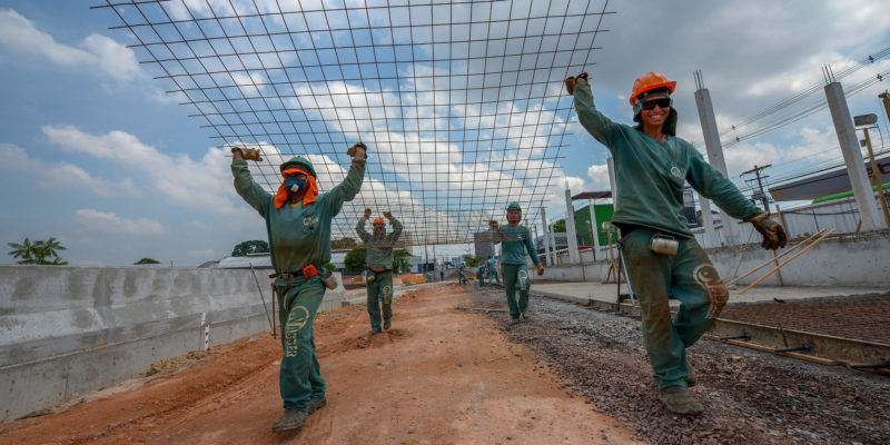 Manaus é primeira do Norte-Nordeste e quinta do país em emprego formal