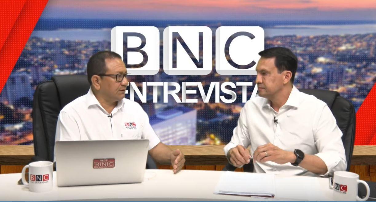 BNC ENTREVISTA – Com o deputado federal Sidney Leite