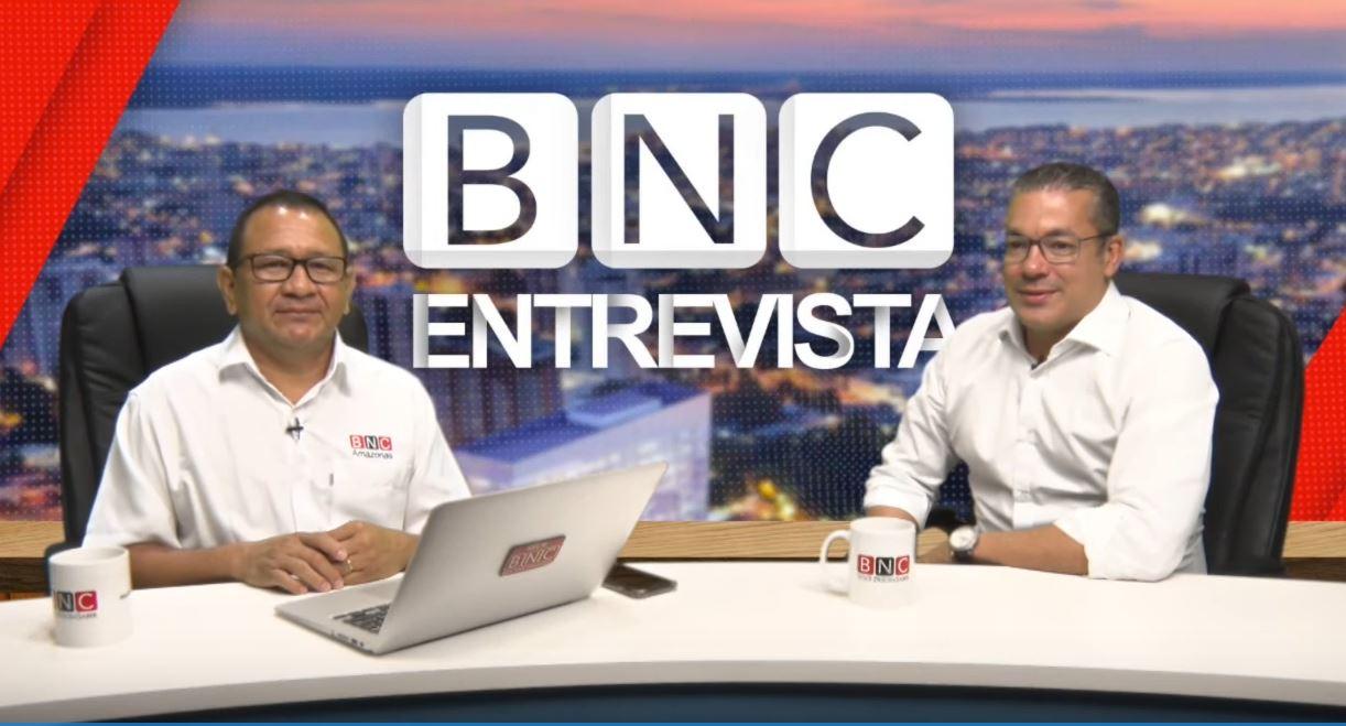 BNC ENTREVISTA – Com o presidente da ALE-AM, deputado Josué Neto.