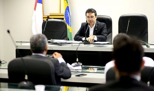 ALE-AM pauta pedido do governo para usar dinheiro da Afeam no 13º