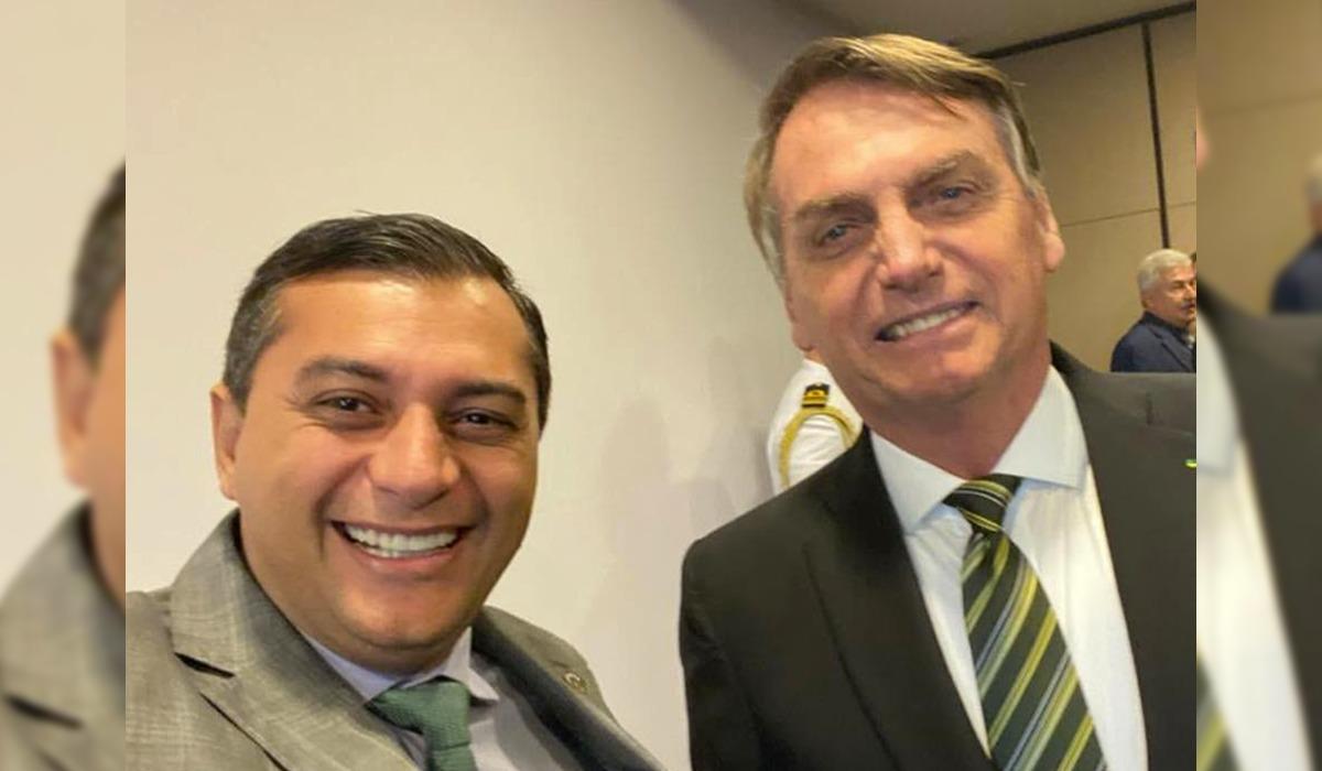 Bolsonaro diz a Wilson que quer explorar a Amazônia pelo bem da humanidade