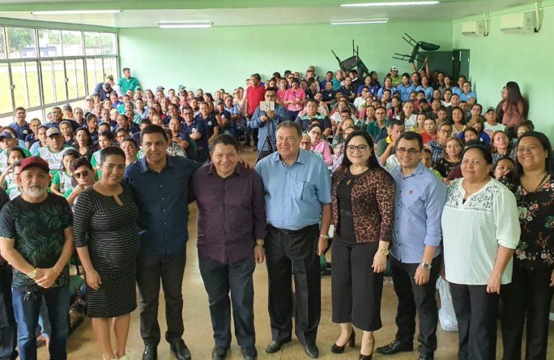 Nova Olinda do Norte inaugura curso de agropecuária