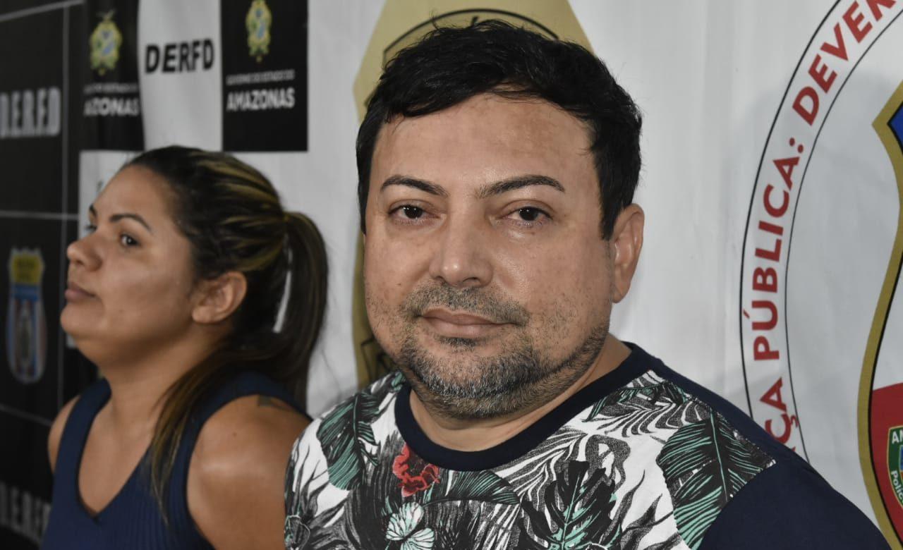 Ex-vereador é preso por vender por R$ 2,6 milhões casa que alugou em Manaus