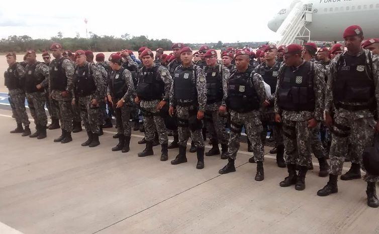 Funcionários da Funai terão proteção da Força Nacional de Segurança