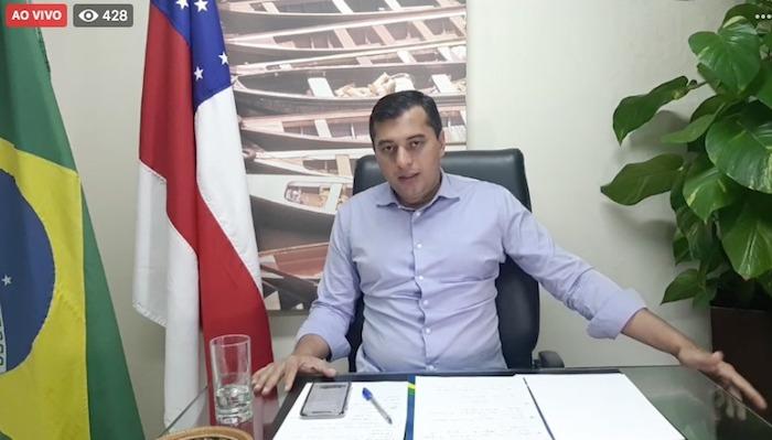 Wilson anuncia ticket alimentação de R$ 500 a mais de 128 mil servidores