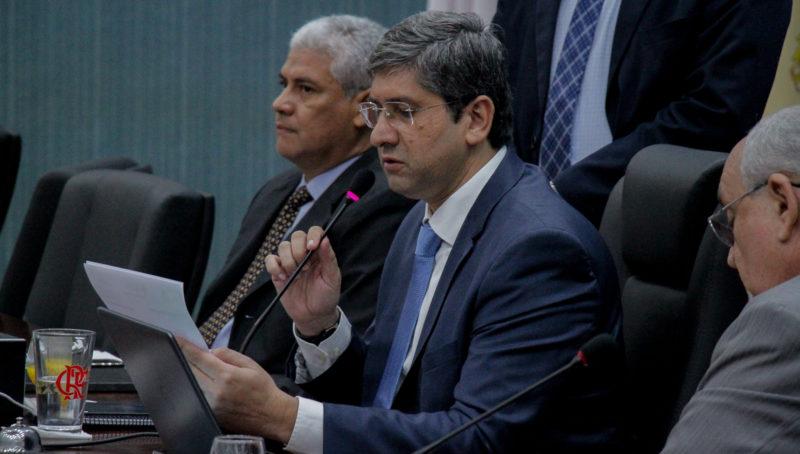 CMM chama prefeitura para esclarecer uso da máquina no caso Flávio