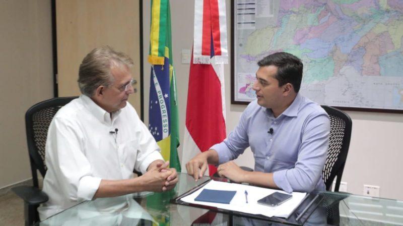 Pauderney Avelino será secretário do governo Wilson Lima