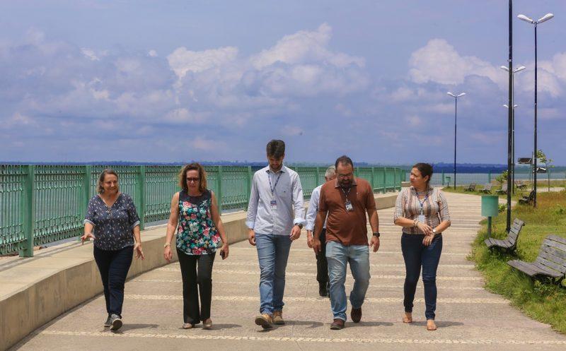 Equipe de Paulo Guedes fiscaliza uso dos recursos no Prosamim